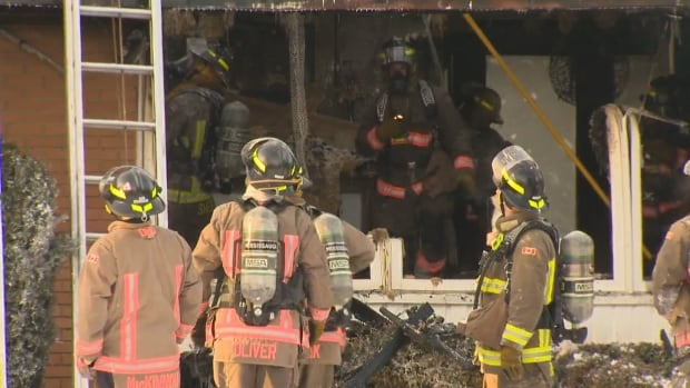 Nobody was hurt in a Mississauga Christmas tree fire inside a home this week, but the house sustained significant damage.