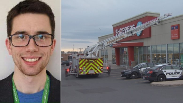 UNB student accused in Shoppers Drug Mart standoff faces 3