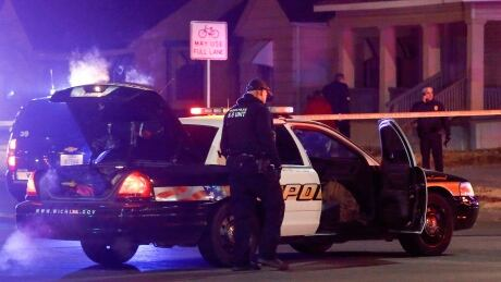 Wichita Police Shooting