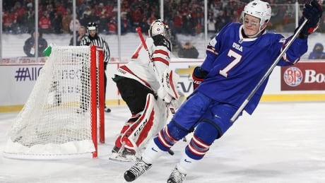 WJC: Historic Canada-U.S. Game Was A Classic, Even If Canadian Fans Didn't Like Result