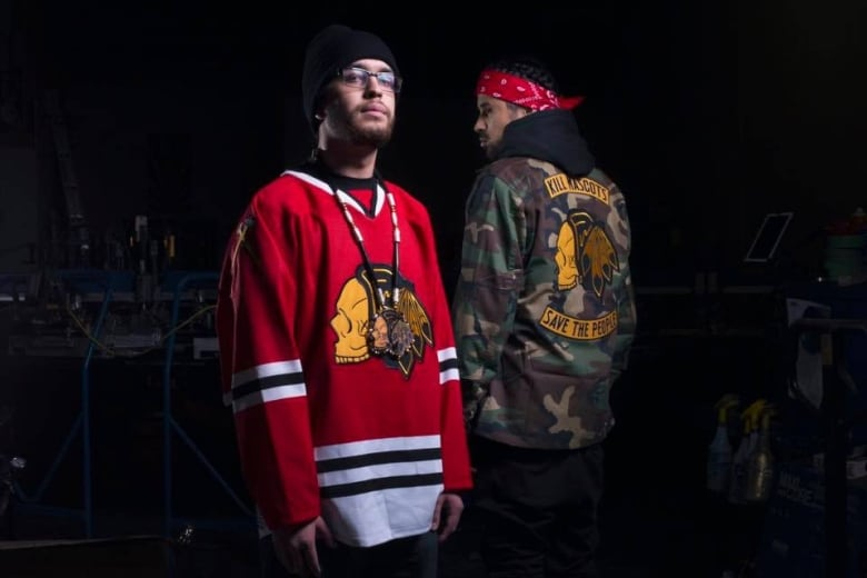 Music with a message: How growing up on reserve shaped the Snotty Nose Rez Kids