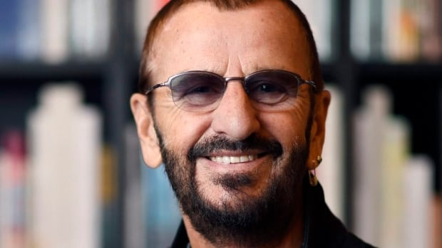 Ringo Starr Now 'Sir' Ringo Starr, Thank You Very Much