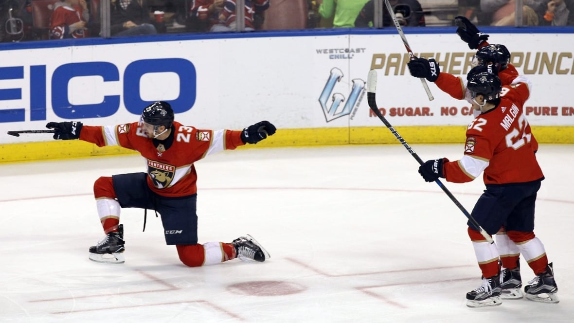 Numbers Game: Canadiens @ Panthers