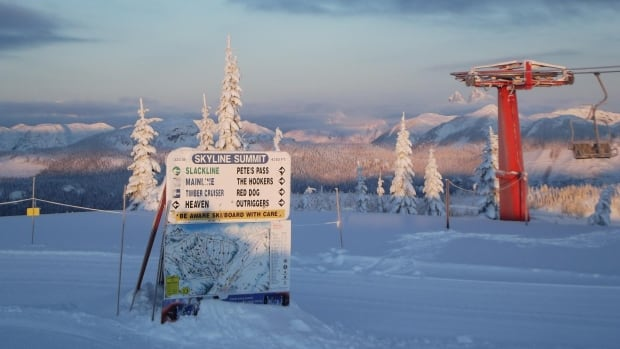 Skiers were stranded when a chairlift stalled due to a possible power surge at Sasquatch Mountain Resort Sunday Dec. 31.