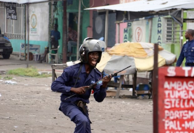 Congo Protests