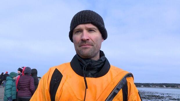 Andrew Reid, Marine Animal Response Society