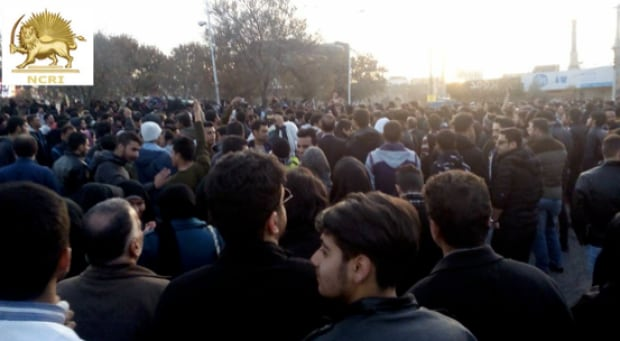 Nine killed in latest crackdown on Iran protests