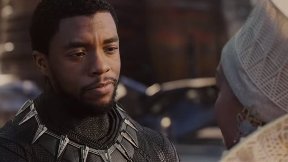 Marvel's Black Panther is in theatres February 16, 2018.