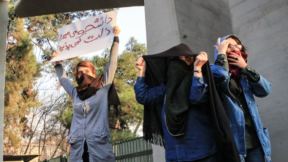 Trump should kill the Iran nuclear deal, for the dissidents and protesters