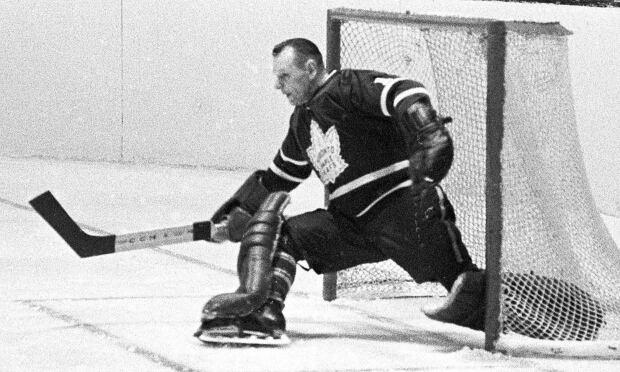 Johnny Bower Memorial Toronto