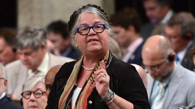 National Revenue Minister Diane Lebouthillier says 'the best friend of violence is silence' and anyone suggesting a claim of harassment may embarrass them is not there to help potential victims.