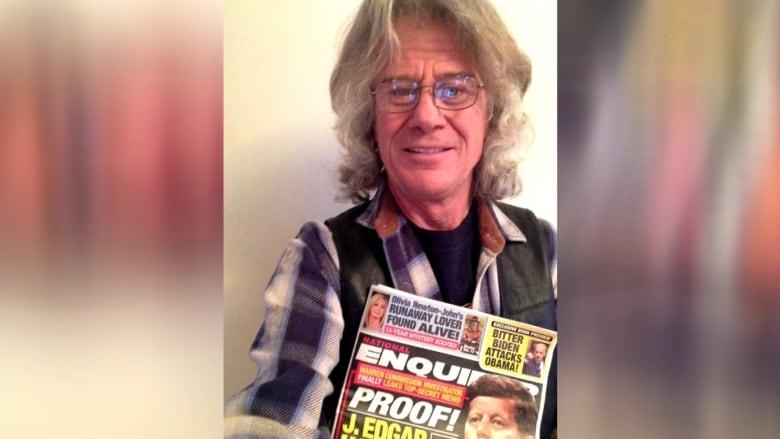 Manitoba man says tabloids falsely ID'd him as Olivia Newton-John's