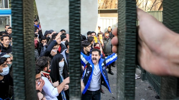 Demonstrations, the largest seen in Iran since its disputed 2009 presidential election, have brought days of unrest across the country.