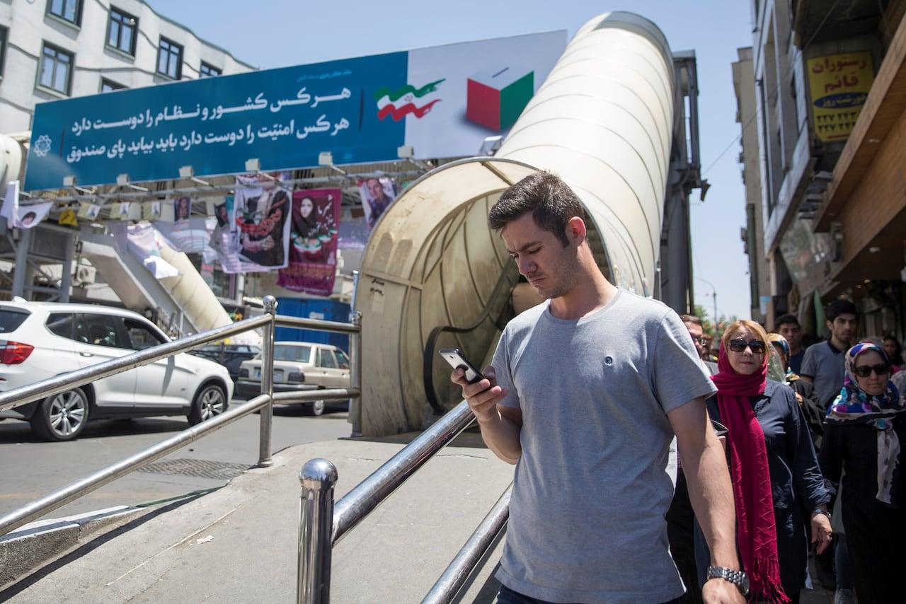 U S  calls on Iran to unblock Instagram, Telegram amid