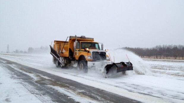 Halifax Regional Municipality snow equipment