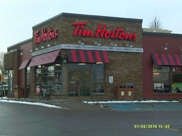 Tim Hortons Division Street Cobourg