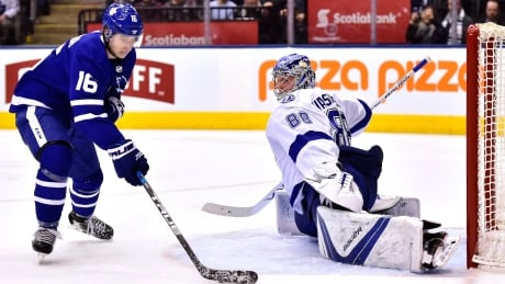 Leafs Lose 3rd Straight As Lightning's Vasilevskiy Too Tough To Beat