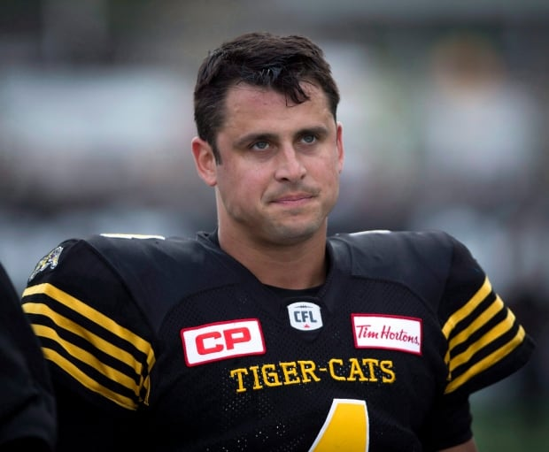 Riders, Collaros restructure deal for 2018