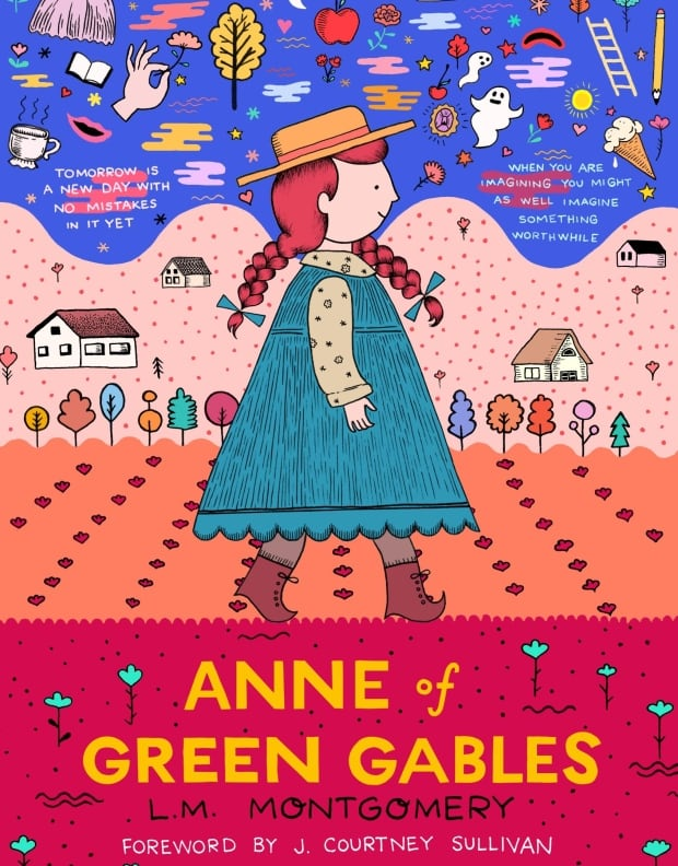 Anne of Green Gables, Penguin edition, 2017