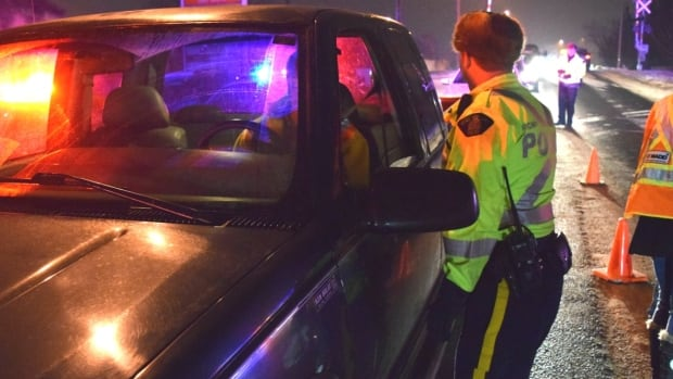 RCMP report snagging fewer impaired drivers this season.
