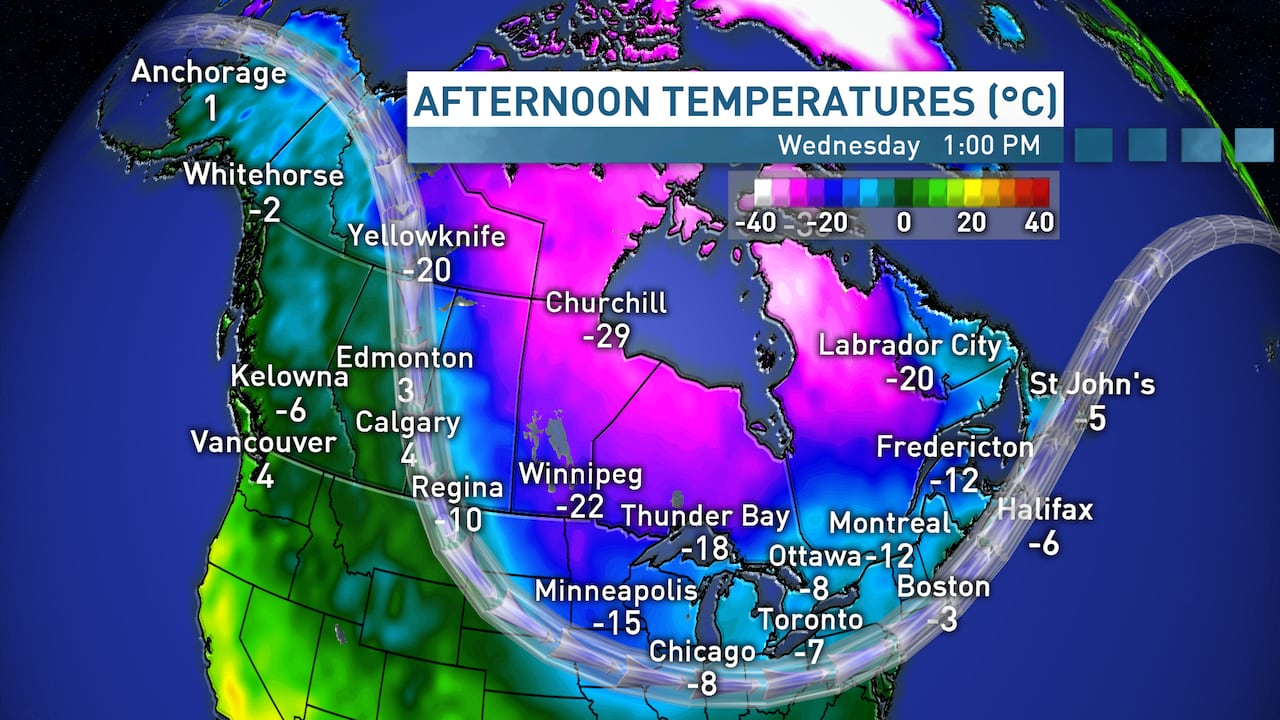 Why has it been so cold? Here\'s what science says | CBC News