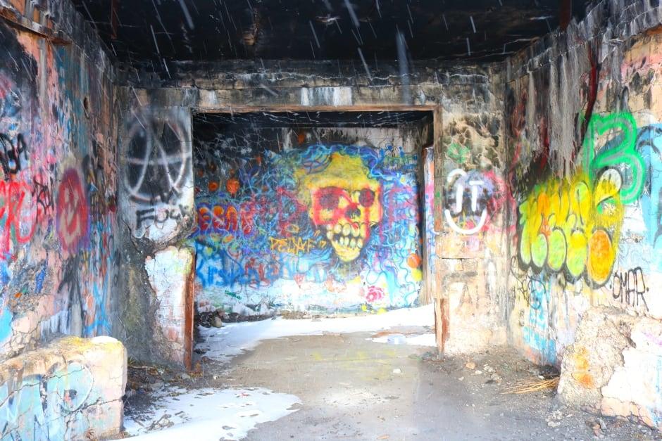 skull hall