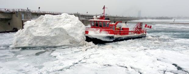 Niagara icebreaker