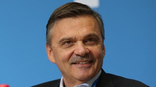 Luc Tardif wins election to replace Rene Fasel as IIHF president