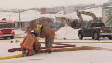 Firefighter Iqaluit