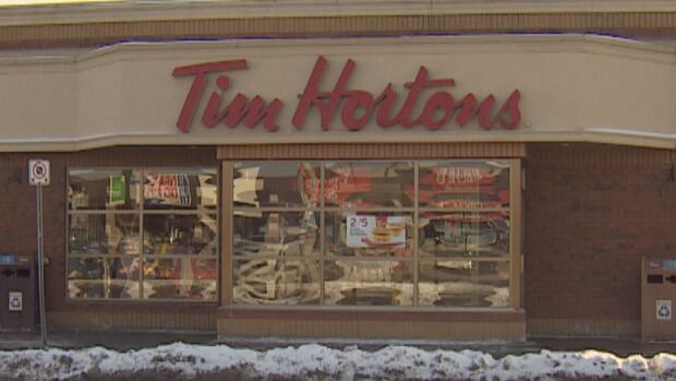 Nothing illegal about Tim Hortons cutting employee benefits, perks: labour minister