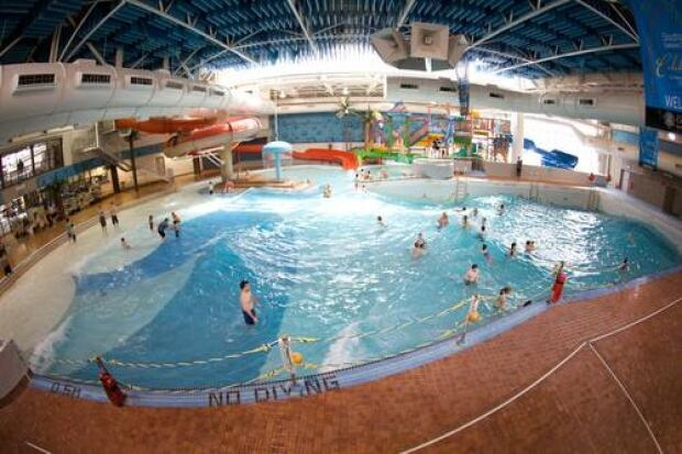 Southland Leisure Centre in Calgary