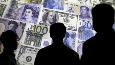 Panama Papers - Paradise Papers - currency - shadow figures