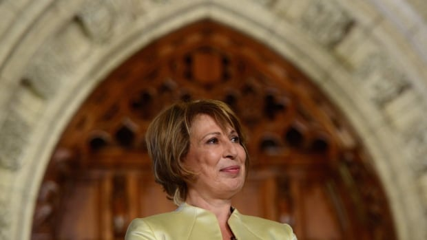 """Dr. Mona Nemer was introduced as Canada's new Chief Science Advisor in September 2017. Researchers propose that Canada create """"Departmental Chief Science Advisors"""" to help complement and extend the reach of the newly created position."""