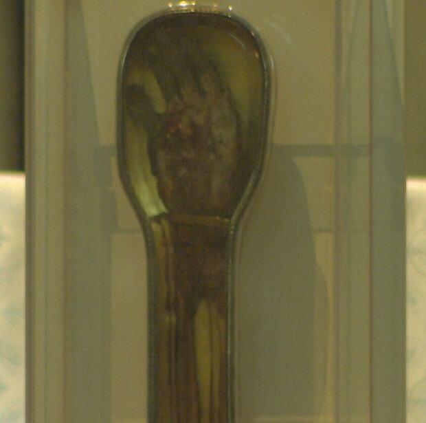 Arm of St. Francis Xavier