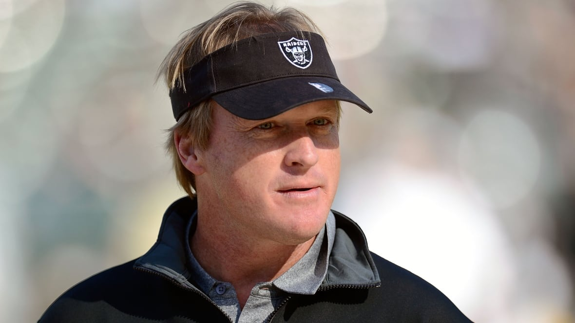 Raiders to give Gruden longest contract in history