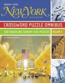 NY magazine crossword Maura Jacobson