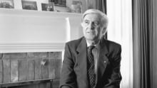 Gerald Le Dain - Companion of Canada