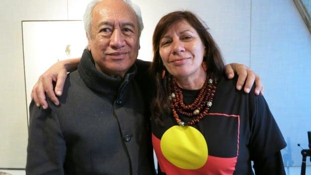 Witi Ihimaera and Ali Cobby Eckermann