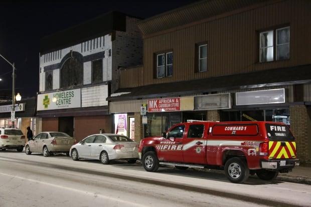 Windsor Fire, Street Help