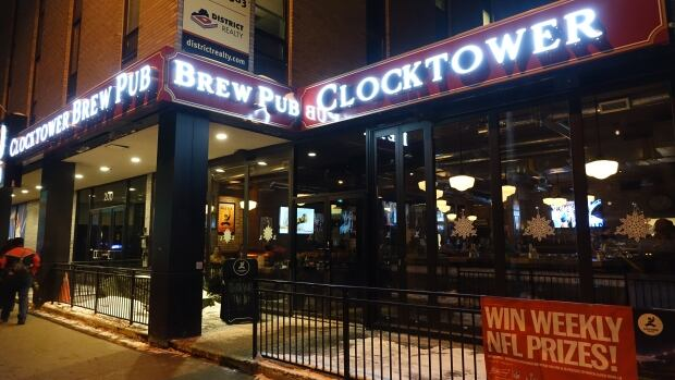 The Clocktower Brew Pub is changing its tip out policy for employees as of Jan. 5, 2018.