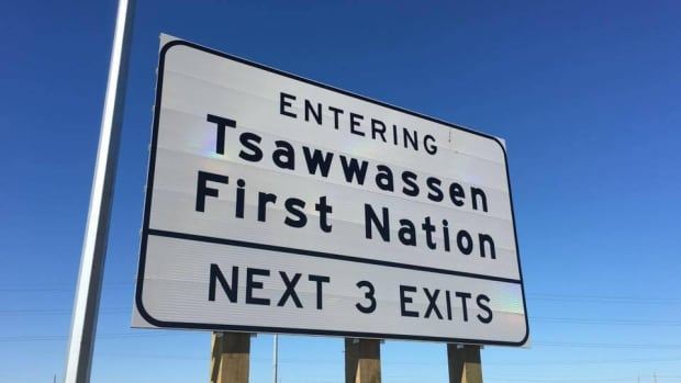 Tsawwassen First Nation property value assessment went up nearly 45 per cent, the largest average increase seen in the province for 2018,