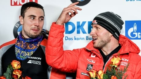 GERMANY BOBSLEIGH WORLD CUP