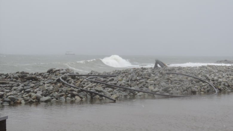 Storm Damage To Fish Farm Pens Alarms Shelburne County Fisherman