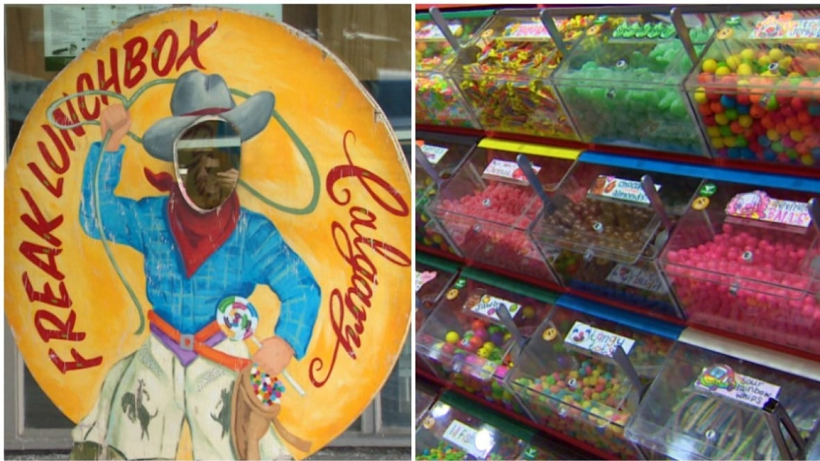 Candy Store Kitchener