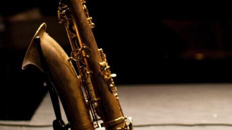 Ross Taggart Chris Startup Selmer Mark VI tenor saxophone