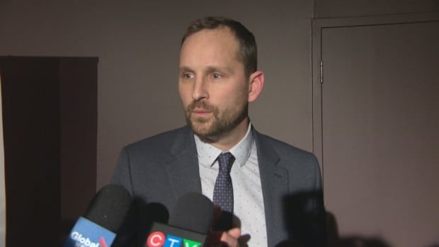 Ryan Meili, MLA Saskatoon Meewasin, is hoping his third try will be the charm as he runs to be leader of the Sask. NDP.