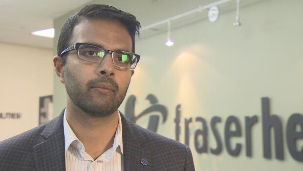 Dr. Aamir Bharmal Fraser Health Authority