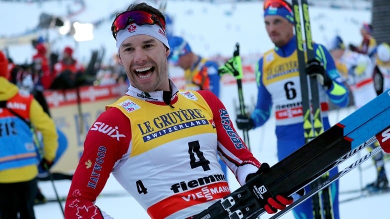 Alex Harvey Makes History With 3rd Overall Finish At Tour De Ski Cbc Sports