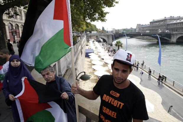Israeli Blacklist Documents BDS Groups to be Blocked From Country