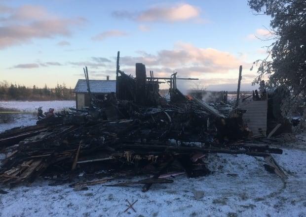 Pubnico Head house fire